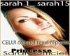 PRINCESS SARAH CELUI