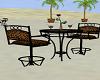 Safari Table For Two