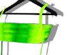 Green Body Top