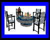 Patio Fireplace Set
