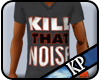 !DK! Kill that noise tee