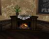 Bistro Corner Fireplace