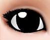 Black Anime Eyes