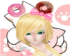 Cute Donut Headband :D