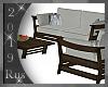 Rus: DELTA patio set