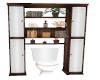 Vaca Toilet & Shelf