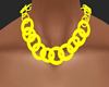 [MM] Necklace Yellow