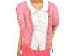 TF* Pink Sweater Blouse