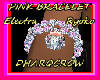 PINK DIAMOND PEARL BRACE