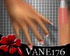 [V1] French Rose Nails