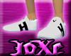 [JoXe]H Shoes WhiteBlack