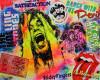 Pop Art Rock Poster