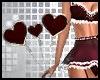 Valentina Heart Ballons