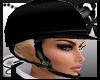 Riding Hat Black/Blonde