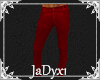 Devil Pants - Red