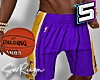 ! LA Lakers Shorts