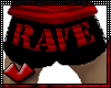 (V) Rave Hotpants