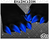 #psy 7: male claws