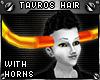 !T Tavros hair + horns