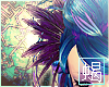 'S|| Saturn Feathers Blu