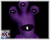 ~MR~ Alien Pet Purple