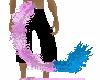~mkk~ pink n blue tail
