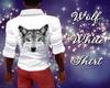 [EPH]Wolf White Shirt
