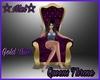*MV* Queens Throne Purp