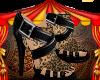 Leaopard Heels