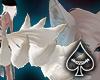 Blonde Kitsune Tails