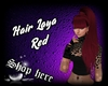 Hair Laya Red