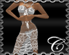 *CM*DrawX Lace Dress