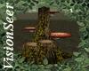Woodland Stump w/ Poses