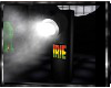 Black Irie Fog Machine