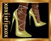 [L] Chic Lemon Heels