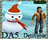 (A) Double Snowman Skate