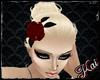 ::K:: Rose Clip Red