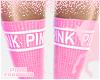 ♔ Socks e PINK RLL