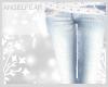 ~AF! Light Blue Jeans