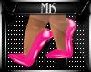 !Mk! Pink Heels