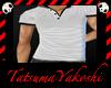 (Tatsuma)Whit Polo Shirt