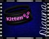 Kitten Bracelet Left