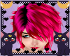 FOX Hot pink hair