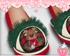 ! Xmas Slippers Kids