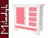 MLK Pink Baby Closet