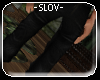 -slov- Hunter pants bk m