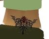 rose tattoo for lower bk
