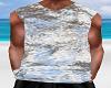 Sleeveless Summer Shirt