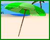 U.S.G. Beach Umbrella