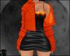 {B} Flame Dress
